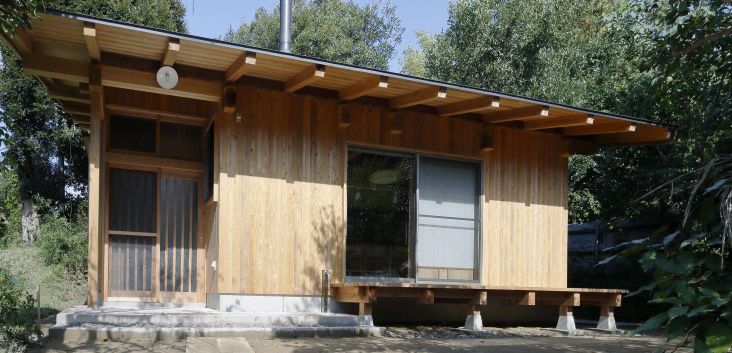 いすみ市 新築住宅 山武杉で造る板倉工法