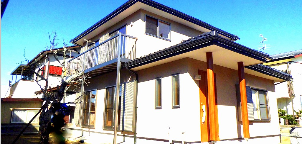 自然素材で他と差をつける 千葉県木更津市 S邸新築工事