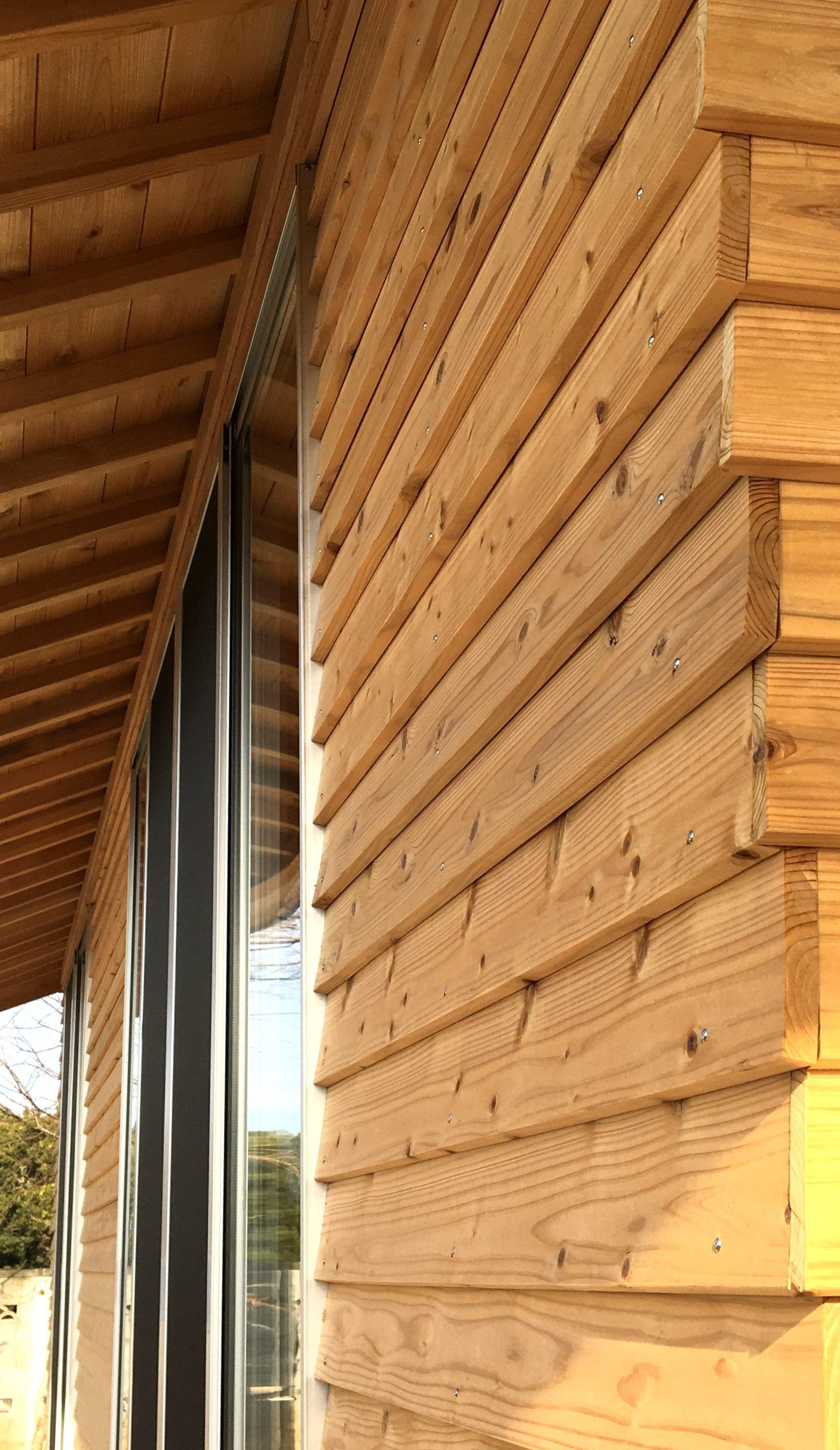 東金市 新築注文住宅 国産材山武杉を使用した本格派の家
