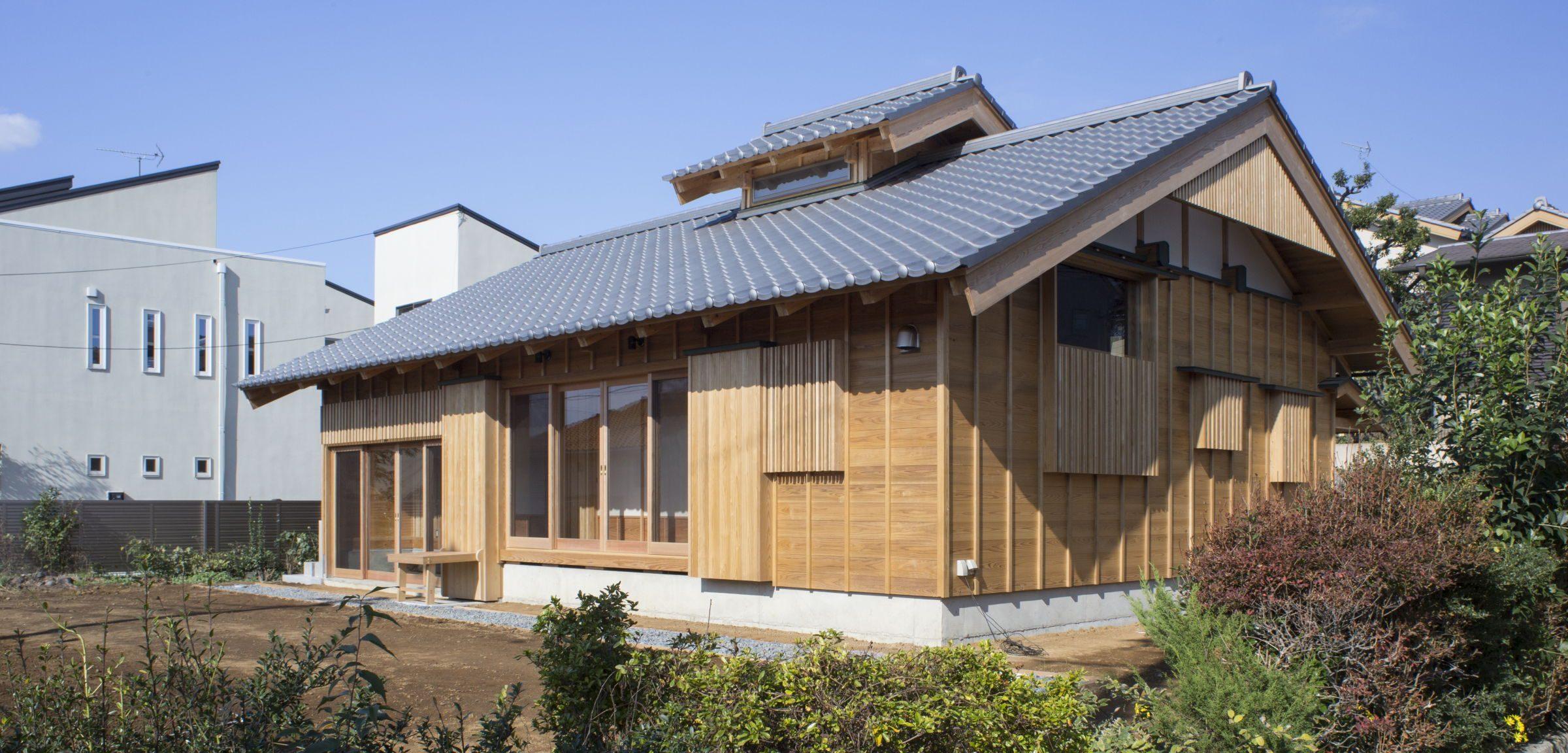 千葉県流山市 注文住宅新築事例