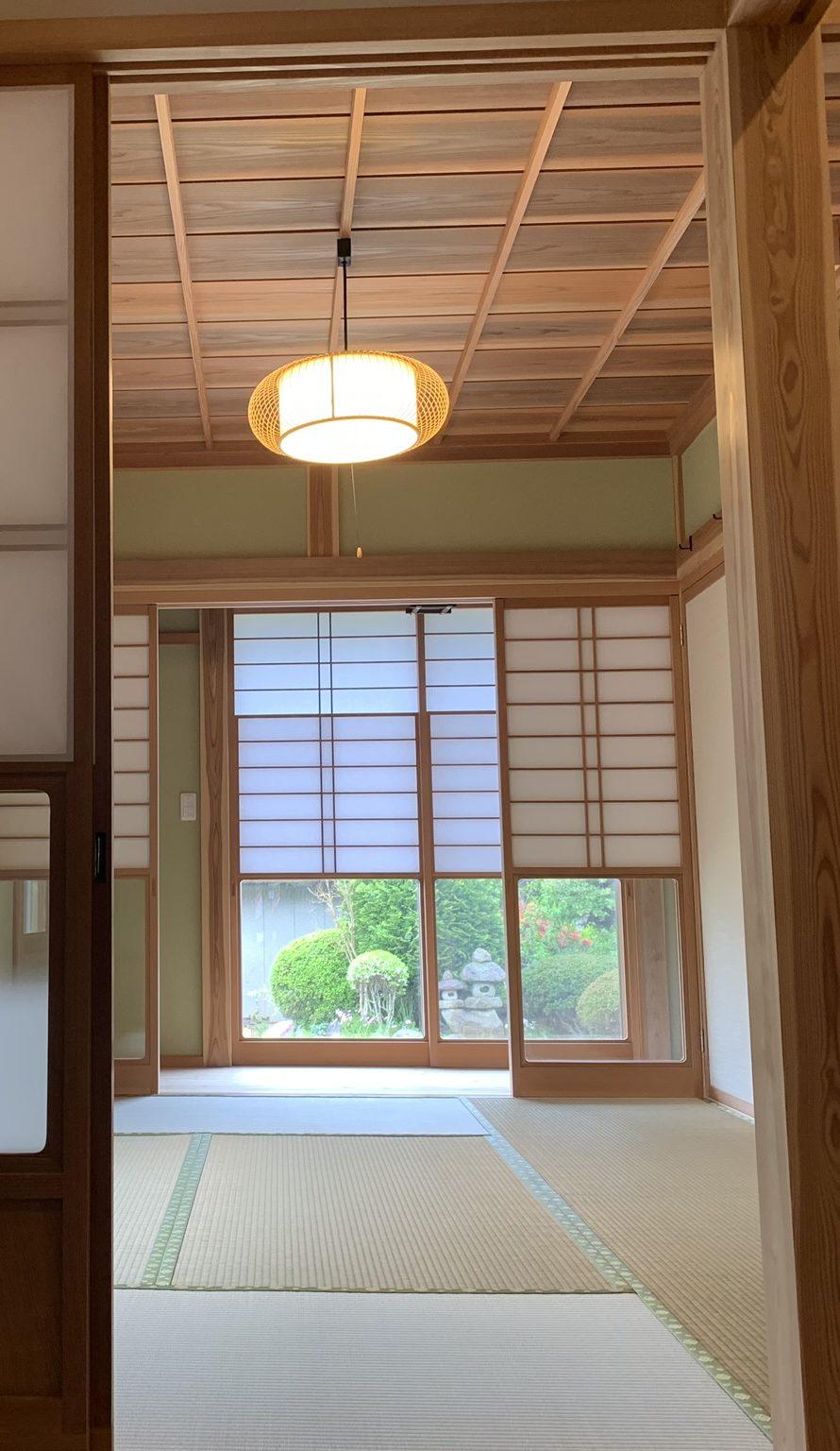 設計プランは施主様自身。趣味が詰まった山武杉の大人の遊び場。